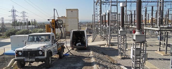 Infraestructura Energética, Subestaciones y Líneas